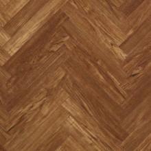 Ламинат BerryAlloc Классическая елка Шато Тик коричневый коллекция Chateau 62001169 плашка B